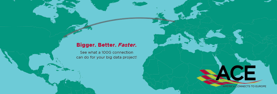 See what 100G connection can do for your big data project